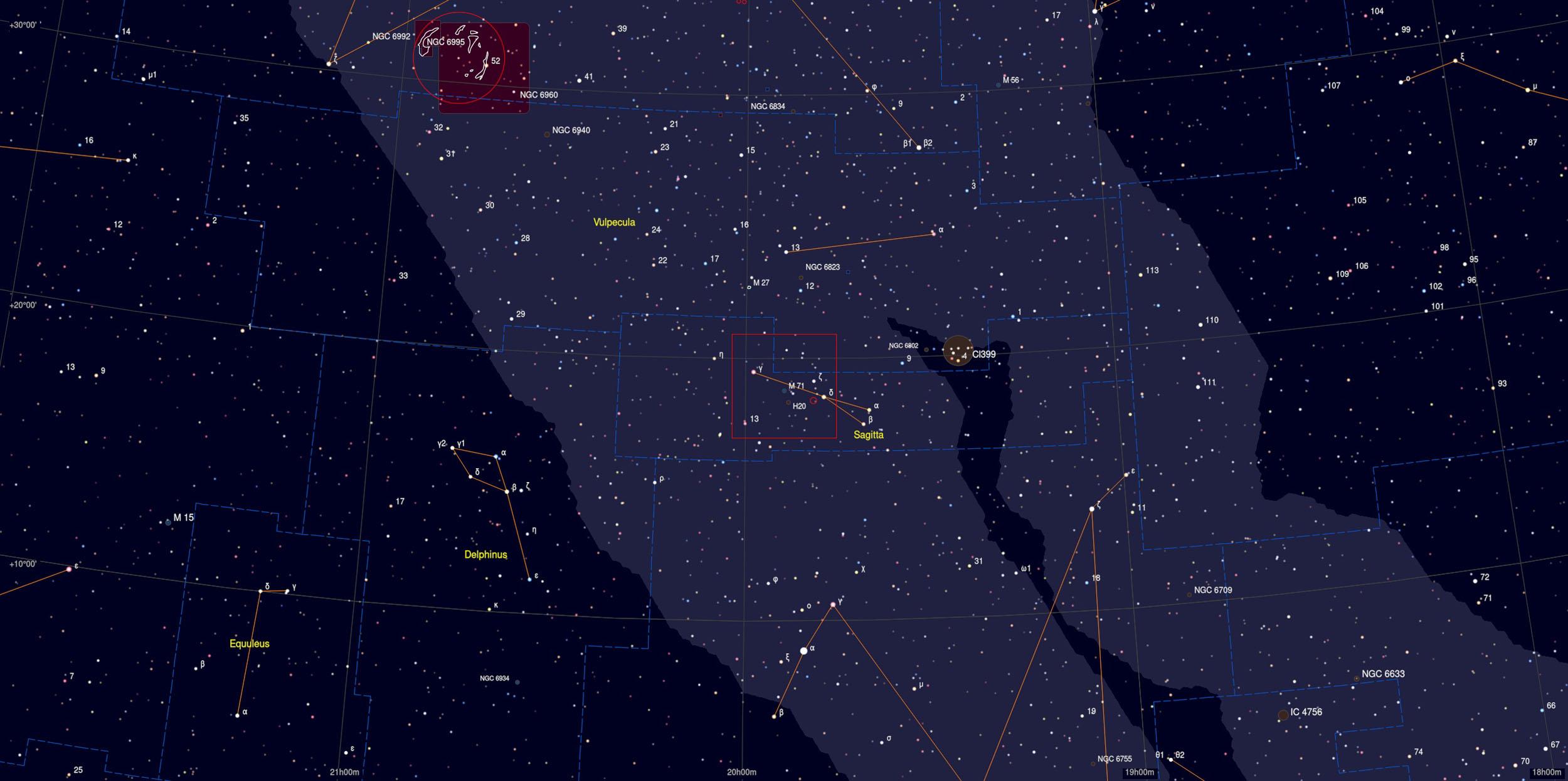 M92 Cluster in Hercules Astrophotography Martin Rusterholz Skychart