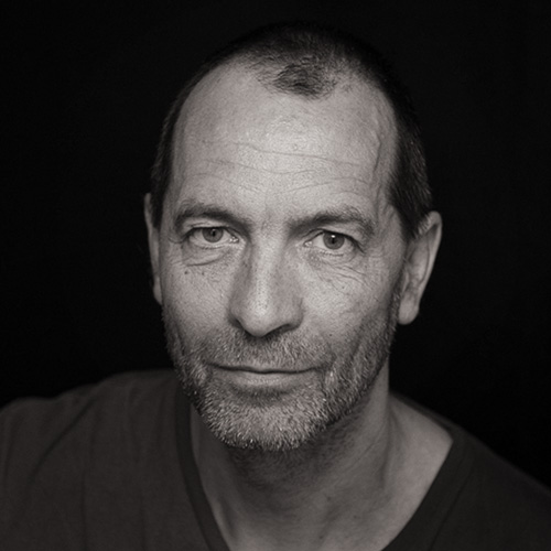 Portrait Martin Rusterholz Astrophotographer