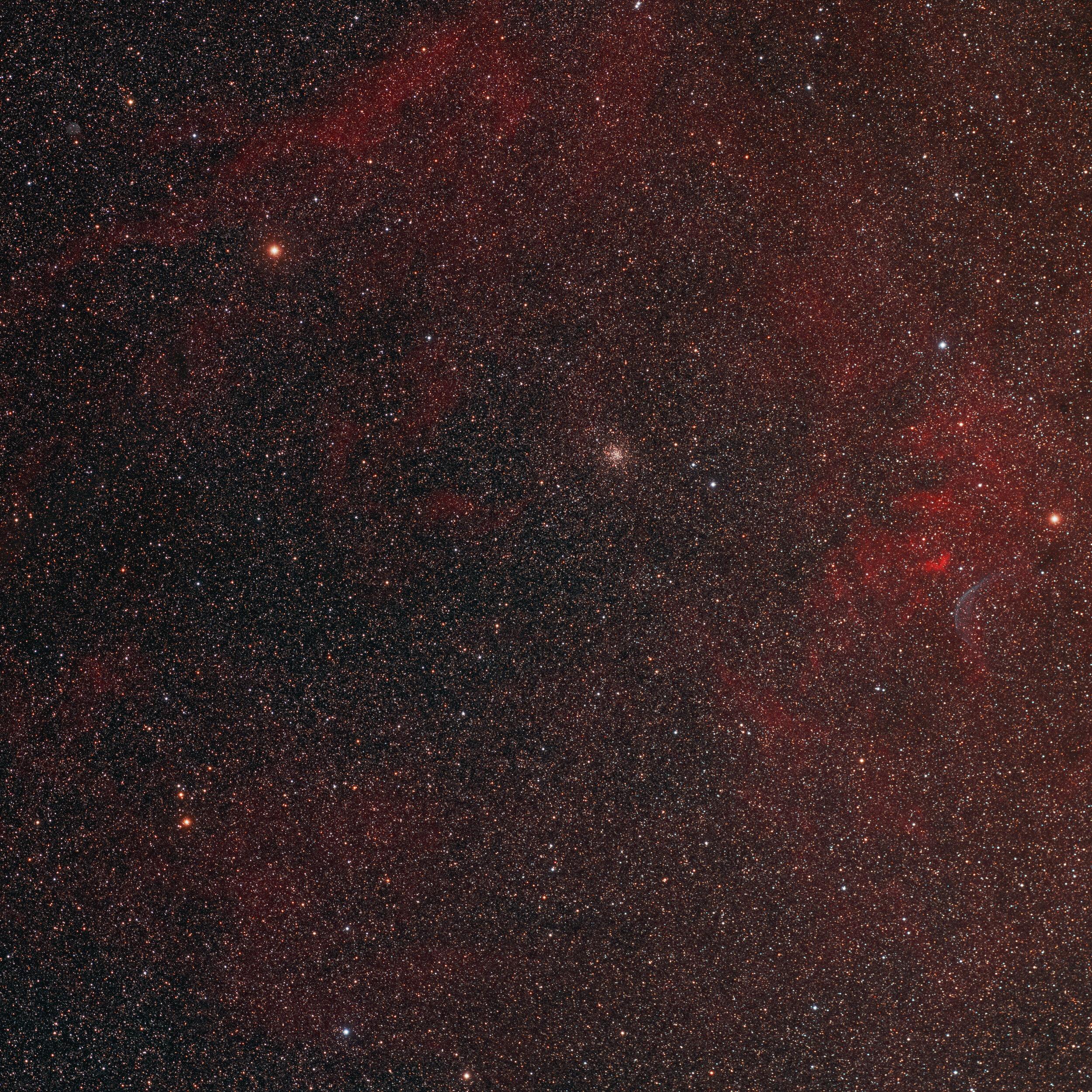 M71 Cluster Astrophotography Martin Rusterholz