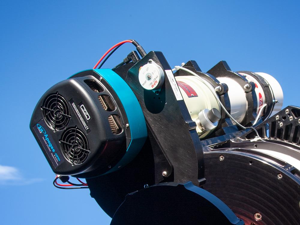 Andor Aspen CG16M CCD Camera Astrophotography Equipment
