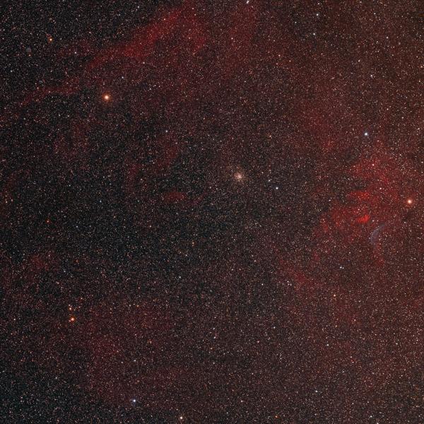 Deepsky Astrophotography Martin Rusterholz M71 Cluster in Sagitta