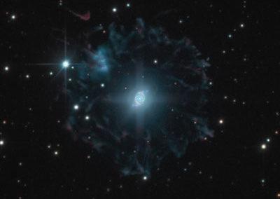 Cat's Eye Nebula (NGC6543)