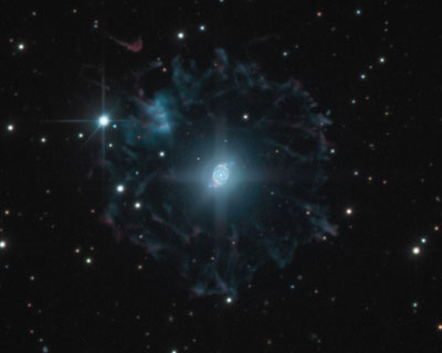 Cat's Eye Neb­ula (NGC 6543)