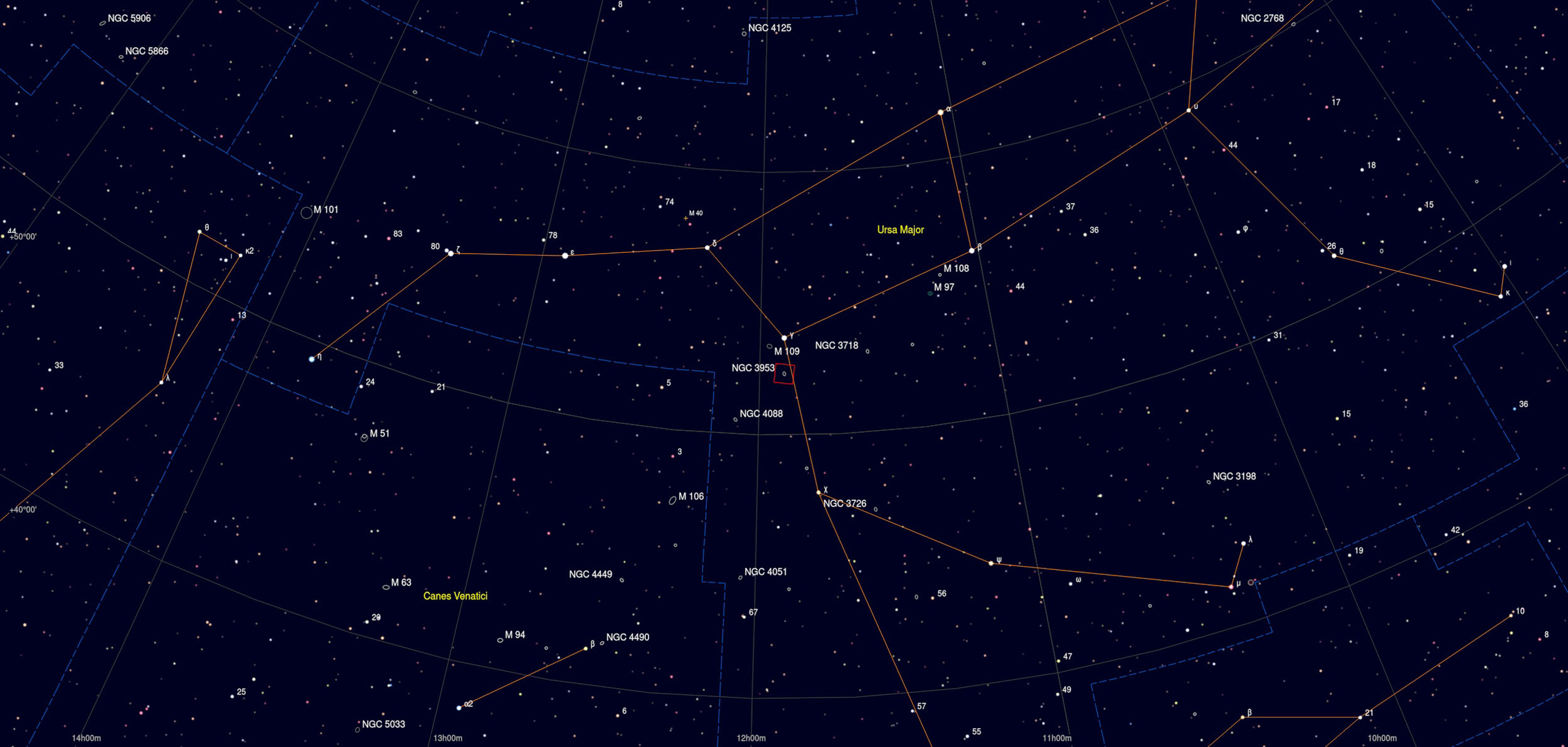 M15 in Pegasus Sky Chart Astrophotography Martin Rusterholz