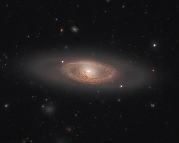 NGC 4274 in Coma Berenices
