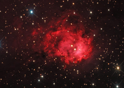 Northern Logoon Nebula (NGC7538)