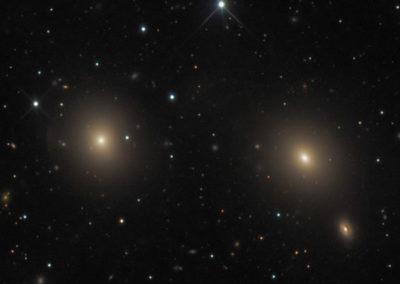 Pegasus I Galaxy Cluster