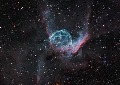 Thor's Helmet (NGC2359)