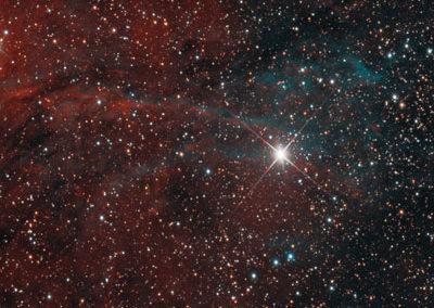 P Cygni Nebula