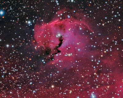Seagull Nebula (IC2177)