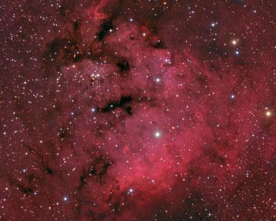 NGC 7822 and Cederblad 214