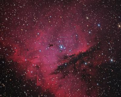 Pacman Nebula NGC281