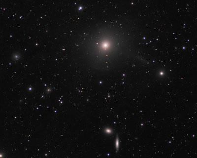 M89 Galaxy